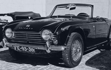 Black Triumph TR4